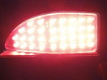 レクサス 66連 LEDリフレクター IS250IS350 GSE20系21系25系 反射板