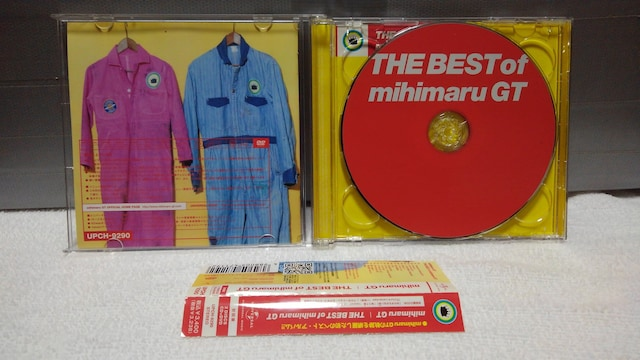 mihimaru GT THE BEST of mihimaru GT [DVD付] < タレントグッズ
