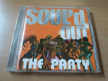CD「SOUL'd OUT THE PARTY」R&B洋楽夏系コンピ●