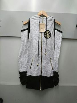 d.i.a☆オープンショルダー長袖ワンピ