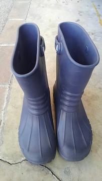 クロックス 長靴 crocs レインブーツ 24cm