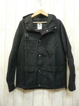即決☆シエラデザインズ特価 ショート・パーカー BLK/S 米国製 新品