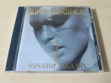 CD「スーパー・ユーロビートVOL.73 SUPER EUROBEAT」SEB●