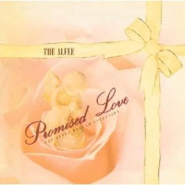 KF THE ALFEE(アルフィ) CDアルバム Promised Love  < タレントグッズの