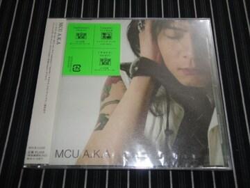 MCU『A.K.A』新品未開封 (東京U家族,アルファ,KOHEI JAPAN)
