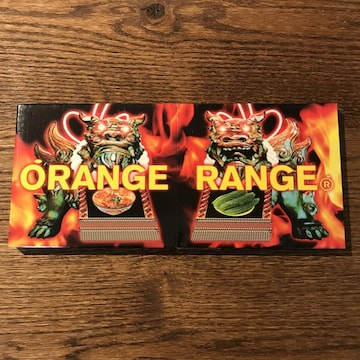 【ORANGE RANGE】BEST ALBUM 2セット