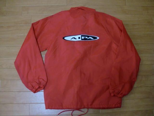 USA製 AIPA アイパ サーフボード コーチジャケット S  < 男性ファッションの