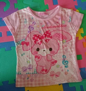 ぼんぼんりぼんのTシャツ☆size110