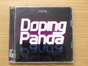 ドーピングパンダCD「DANDYISM」DOPING PANDA初回盤DVD付●