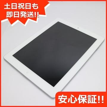 ●美品●iPad第3世代Wi-Fi32GB ホワイト●