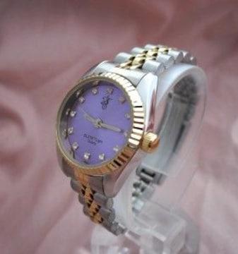 コンビベルトメタルウォッチPP−腕時計