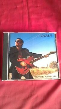 ☆中古CDアルバム【『JAPAN』長渕剛】全12曲です。ケースは新品です。