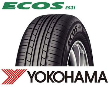 ★215/60R16 緊急入荷★ヨコハマ ECOS ES31 新品タイヤ 4本セット