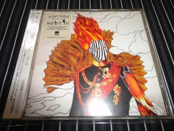 SUBTLE『FOR HERO;FOR FOOL』国内盤 (DOSEONE,ANTICON) 2006年作