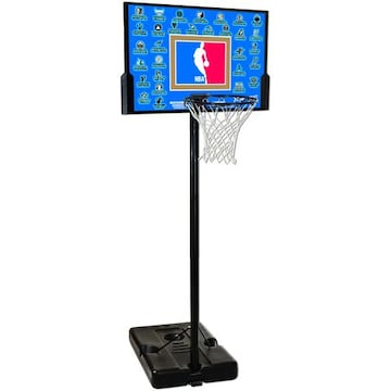 送料無料!頑丈です!NBA公認新品バスケットゴール 屋外用