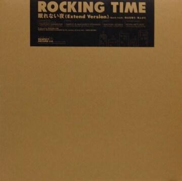 ROCKING TIME「眠れない夜/君は完璧さ」カルチャークラブSKAレゲエカバー