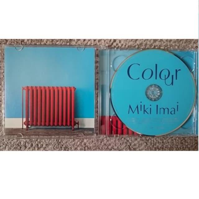 KF  今井美樹  colour 初回限定版 CD+DVD 新品 < タレントグッズの