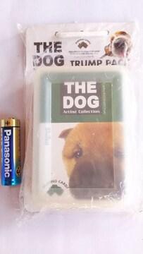 THE DOG トランプバック(柴犬)