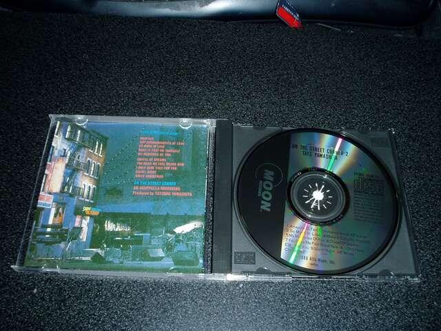 CD「山下達郎/オンザストリートコーナー2」アカペラ 86年盤 < タレントグッズの
