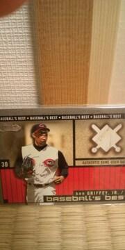 2002 グリフィー JR  ベースカード