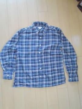 45rpm ネルシャツ