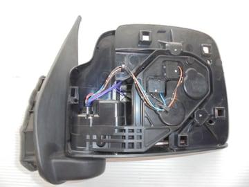 スズキ エブリィ DA64V バックサイドドアウイングミラー後写鏡左