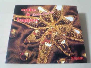 樋口沙絵子CD「make it happen」非売品★