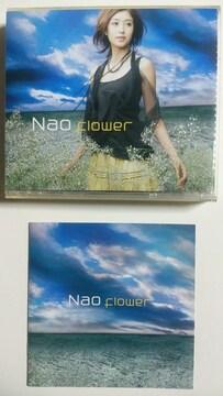 (CD+DVD)Nao/ナオ☆flower feat.RYOJI(ケツメイシ)★即決価格♪