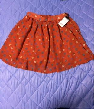 INGNI新品スカート