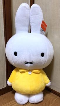 ■限定カラ-!!ミッフィ-*特大サイズMOREぬいvol.1☆45�p*ブル-ナイエロ-■