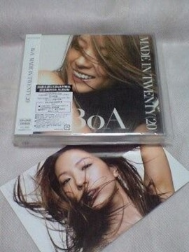 BoA MADE IN TWENTY(20)