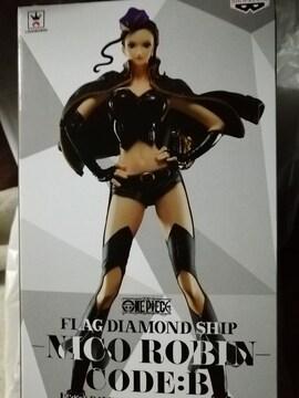 ONEPIECE  ワンピース FLAG DIAMOND SHIP  ニコ・ロビン