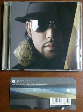 (CD)童子-T☆GOLD★帯付き♪即決アリ♪