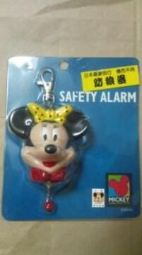 ミニーマウス 防犯ブザー 未開封 未使用 Disney ディズニー 当時物 難あり