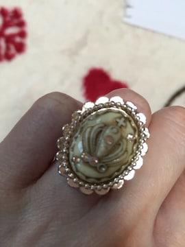 クラウン指輪☆リング☆BABY