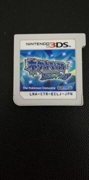 3DS[ポケットモンスター アルファサファイア]ソフトのみ/動作確認済み