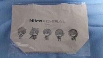 『Nitro+CHiRAL』マルチトートバッグ★ニトロプラスキラル★BL
