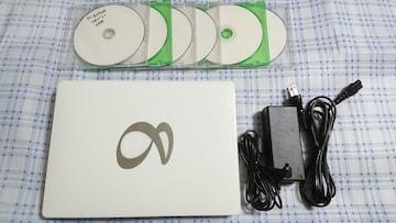 ノートパソコン  SHARP PC-NJ70A