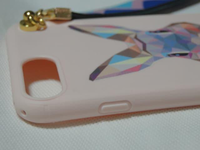 iphone 7/8 Plus用ケース・No.003-Pink