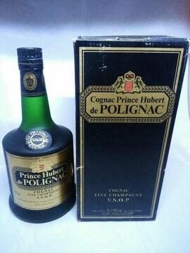 Prince Hubert コニャック プリンスユーベル ポリニャック 古酒