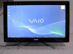 SONY VAIO VPCL218FJ 24型フルHD液晶/地上BSデジ録画/Core i5