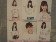 激安!激レア!!☆AKB48全国ツアーコンサート2011会場限定盤生写真6枚!