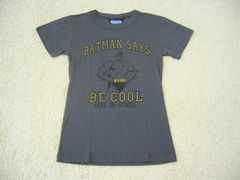 JUNK FOOD☆BATMANロゴTシャツ