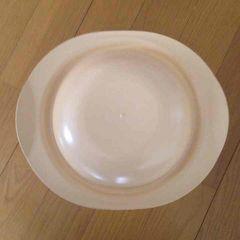 タッパーウェア オーブンウェーブ まる型 /仏製 冷凍-オーブン可