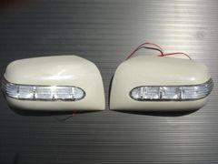 塗装可★高性能LEDドアミラーウィンカー ムラーノ Z50