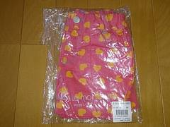 新品スキップランドショートパンツ90ハート・ピンク