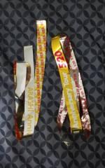 嵐ライブ 5×20 金テープ&銀テープ �G