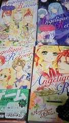 アンジェリークルトゥール全2巻アンジェリークルトゥールシークレットサイド全2巻蜜樹みこ