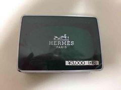 新品 HERMES ソープ 石鹸 エルメス 確実正規 フランス製 未開封