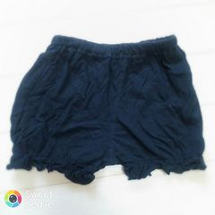 ポッケが可愛いズボン パンツ 95cm ブラック 西松屋